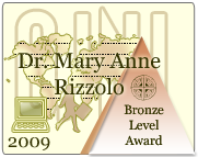 Dr. Rizzolo's Award